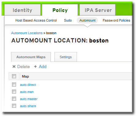 FreeIPA: Identity/Policy Management