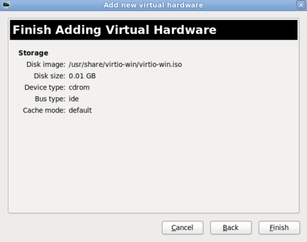 Virtualization Deployment and Administration Guide
