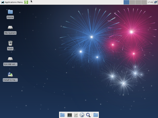 Chapter 5  Tour of the Xfce desktop