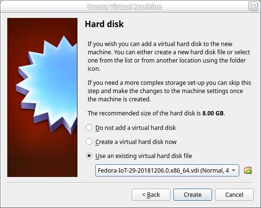 Setting up a Virtual Machine :: Fedora Docs Site